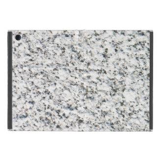 Capa iPad Mini Teste padrão de superfície do granito