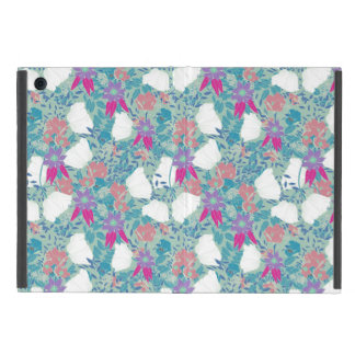 Capa iPad Mini Teste padrão floral do vintage colorido bonito