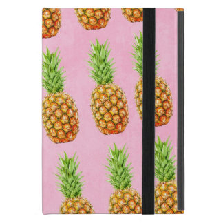 Capa iPad Mini Teste padrão legal do abacaxi