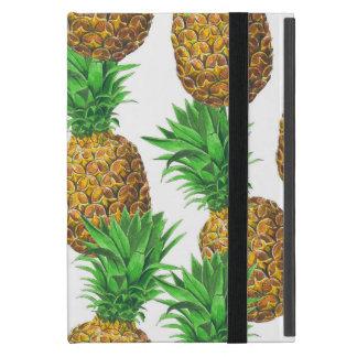 Capa iPad Mini Teste padrão sem emenda com abacaxis