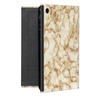 Capa iPad Mini Textura de mármore elegante