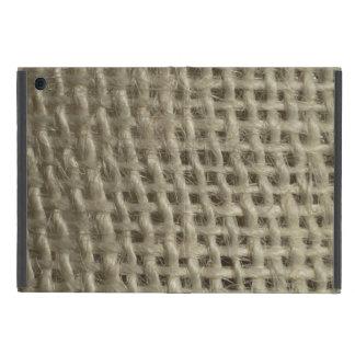 Capa iPad Mini Textura do iPad de matéria têxtil