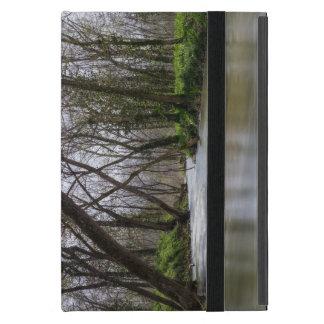Capa iPad Mini Tranquilidade de Finley na primavera