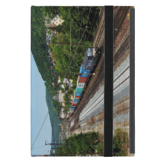 Capa iPad Mini Trem de carga em Gemünden a Main