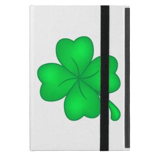 Capa iPad Mini Trevo De Quatro Folhas