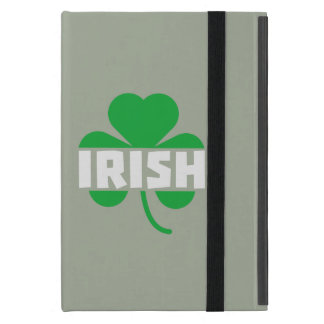 Capa iPad Mini Trevo irlandês Z2n9r do cloverleaf