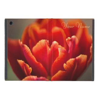 Capa iPad Mini Tulipa vermelha