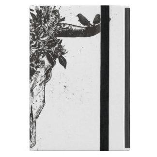 Capa iPad Mini Verão inoperante (preto e branco)