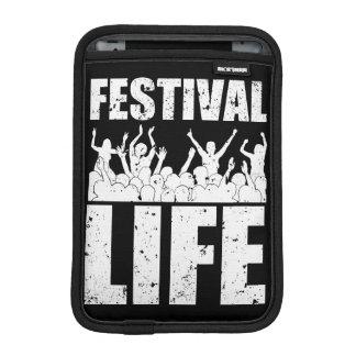 Capa iPad Mini VIDA nova do FESTIVAL (branca)