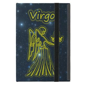 Capa iPad Mini Virgo brilhante