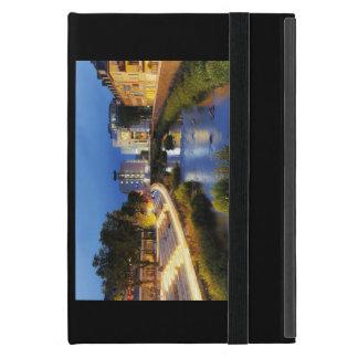 Capa iPad Mini Vitórias margens de vitória às horas azuis