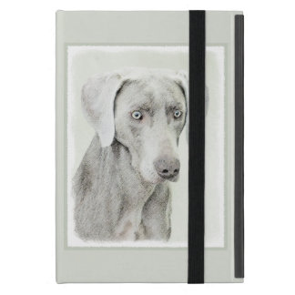 Capa iPad Mini Weimaraner