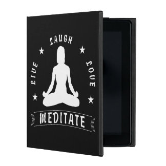 Capa iPad O amor vivo do riso Meditate o texto fêmea