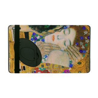 Capa iPad O beijo por Gustavo Klimt