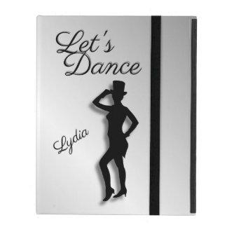 Capa iPad O dançarino de torneira deixou-nos dançar