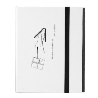 Capa iPad O dragão da enciclopédia inflama a caixa