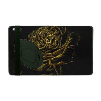 Capa iPad O ouro aumentou