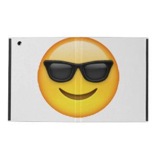 Capa iPad Óculos de sol - Emoji
