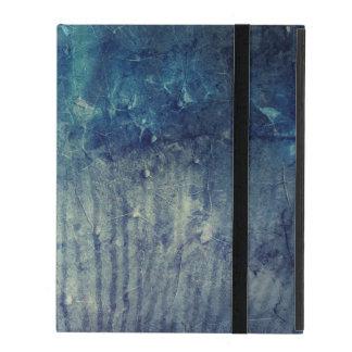 Capa iPad Parede azul