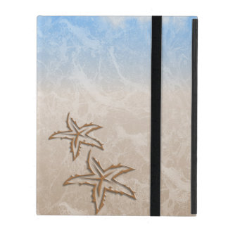 Capa iPad Praia da estrela do mar