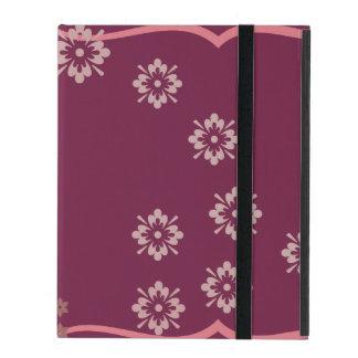 Capa iPad Rosa e florescido