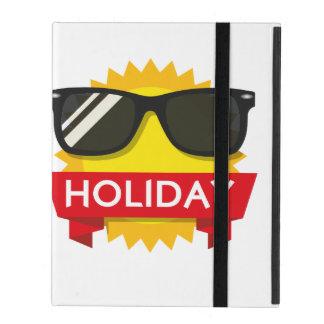 Capa iPad Sol legal dos sunglass