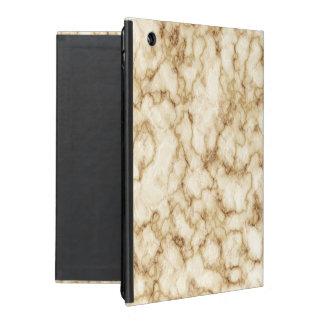 Capa iPad Textura de mármore elegante