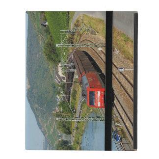 Capa iPad Trem de carga em Lorch à reno