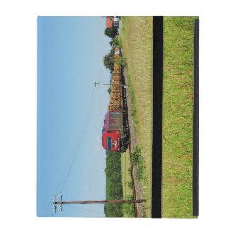Capa iPad Trem de carga em Simtshausen