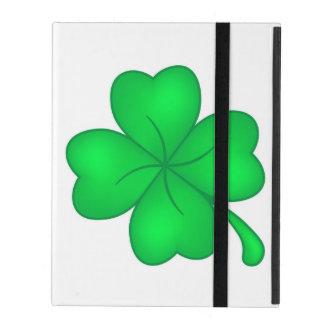 Capa iPad Trevo De Quatro Folhas