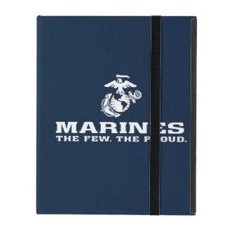 Capa iPad USMC o poucos o logotipo orgulhoso empilhado -