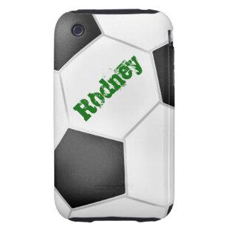 Capa iphone 3 do futebol