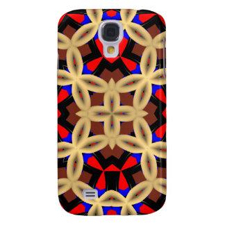 Capa iphone 3 do teste padrão do caleidoscópio