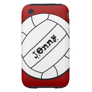 Capa iphone 3 do voleibol