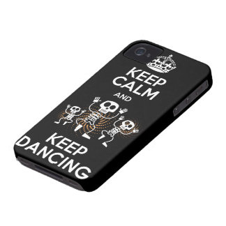 Capa iPhone 4 Keep Calm
