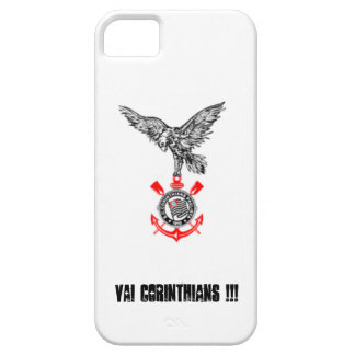 Capa iPhone 5 Vai Corinthians