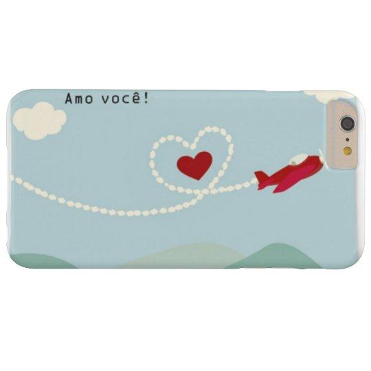 Capa Iphone 6 - Amo Você