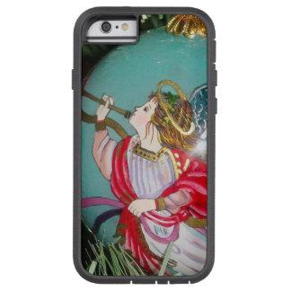 Capa iPhone 6 Tough Xtreme Anjo do Natal - arte do Natal - decorações do anjo