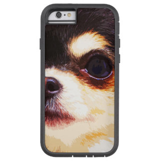 Capa iPhone 6 Tough Xtreme chihuahua grande moderna