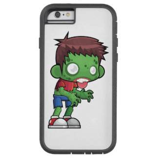 Capa iPhone 6 Tough Xtreme Cobrir do iphone do gajo do zombi