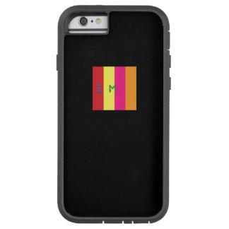 Capa iPhone 6 Tough Xtreme código resistente de prisma do caso de Xtreme do