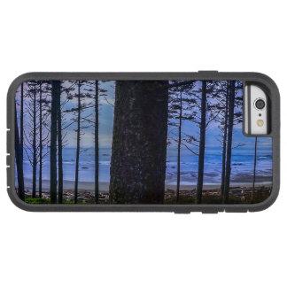 Capa iPhone 6 Tough Xtreme Costa de mar da praia do rubi