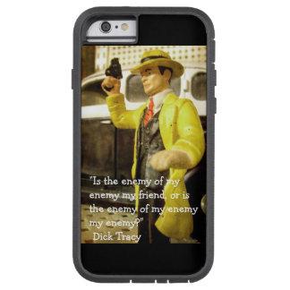 Capa iPhone 6 Tough Xtreme Foto e citações de Tracy do pau do brinquedo do