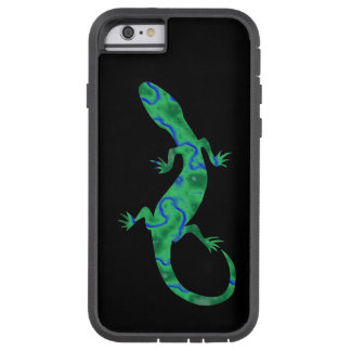 Capa iPhone 6 Tough Xtreme Geco verde