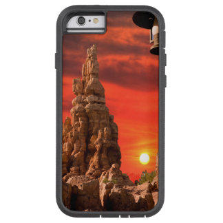 Capa iPhone 6 Tough Xtreme Por do sol áspero