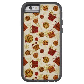 Capa iPhone 6 Tough Xtreme Presentes de época natalícia & enfeites de natal