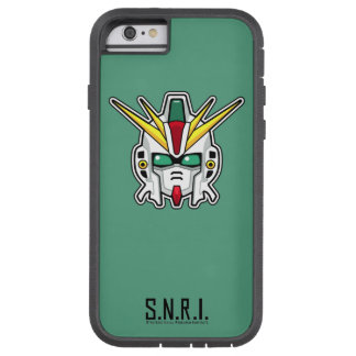 Capa iPhone 6 Tough Xtreme Seabook Arno Gundam F91
