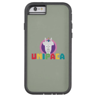 Capa iPhone 6 Tough Xtreme Unicórnio Unipaca Z4srx da alpaca