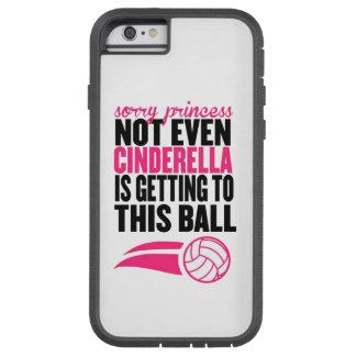Capa iPhone 6 Tough Xtreme Voleibol: Princesa pesarosa Bola