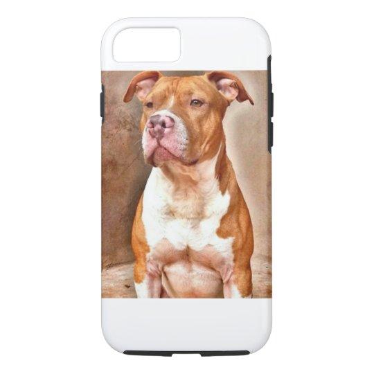 Capa iPhone 7 Pit Bull
